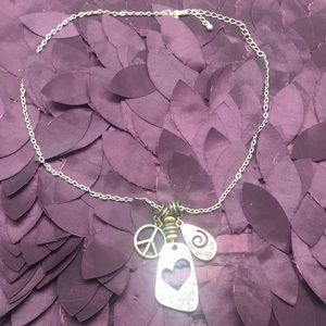 Whimsical fun necklace